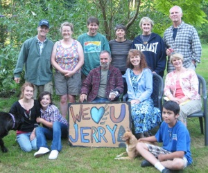 Jerry Bajema - A Home for Jerry